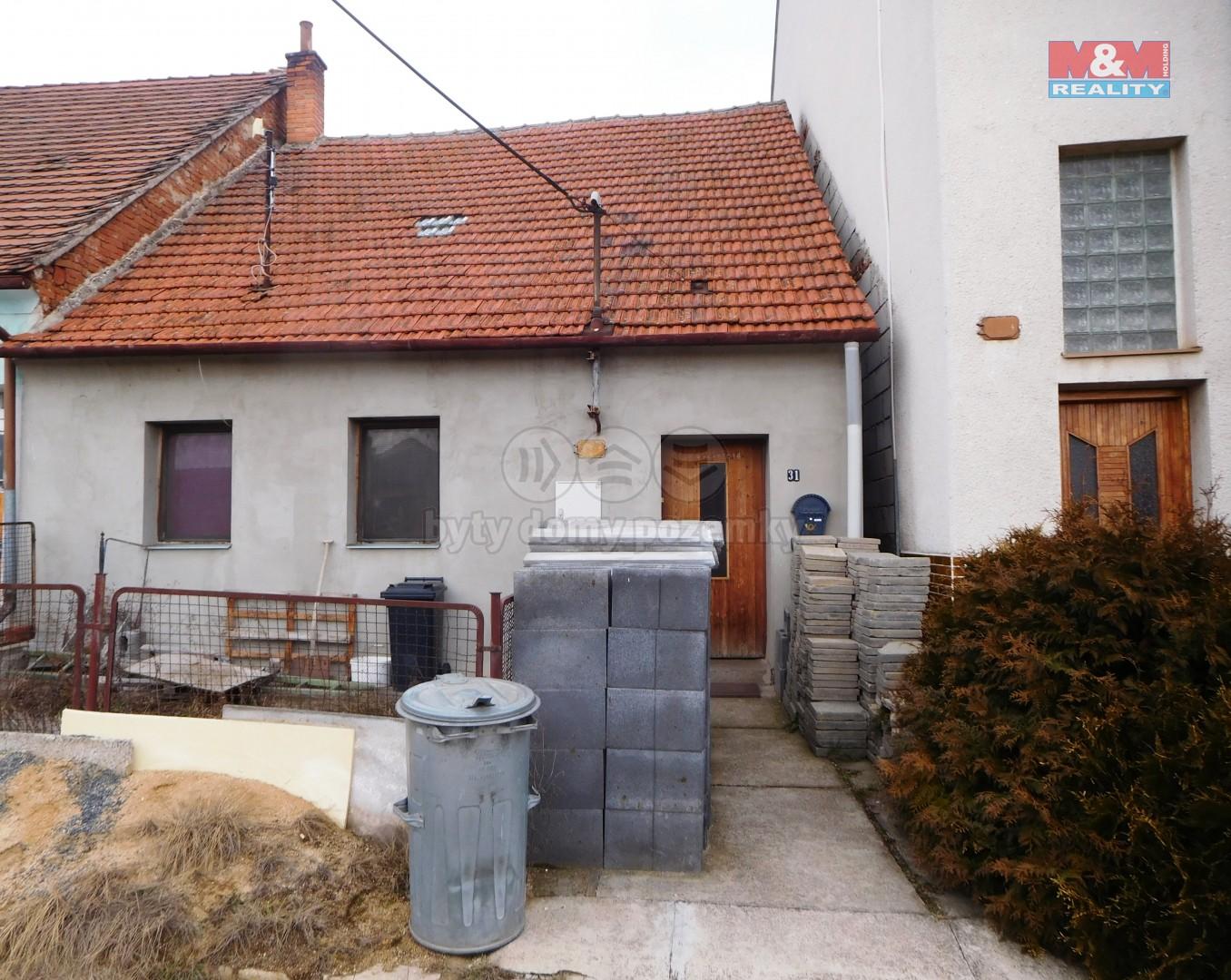 Prodej, rodinný dům, Ivančice