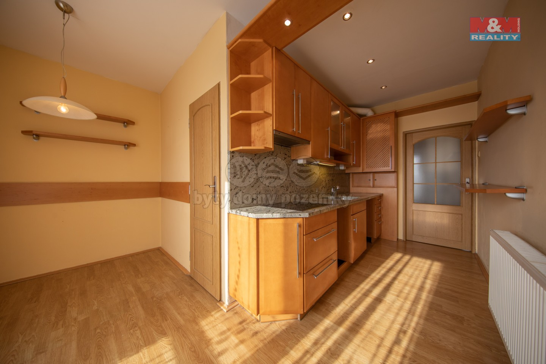 Prodej, byt 3+1, Dřevohostice