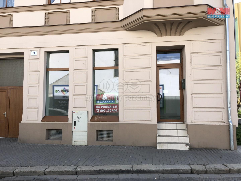 Pronájem, kanceláře, Prostějov, ul. Žeranovská