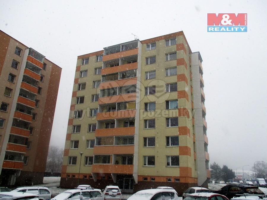 Pronájem, byt 1+kk, 29 m2, Kuřim, Brněnská