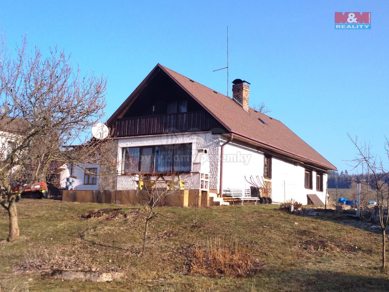 Prodej, rodinný dům, Kramolna