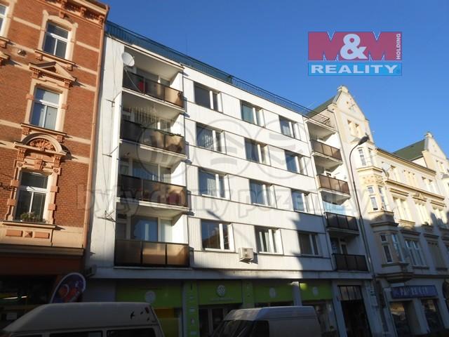 Prodej, byt 1+kk, Děčín - Podmokly, ul. Teplická