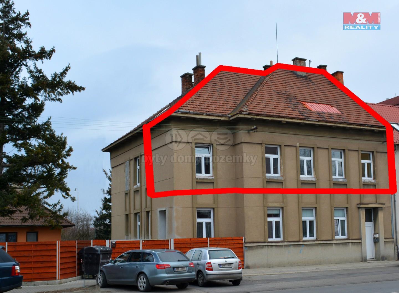 Prodej, byt 2+kk, 61 m2, Prostějov,