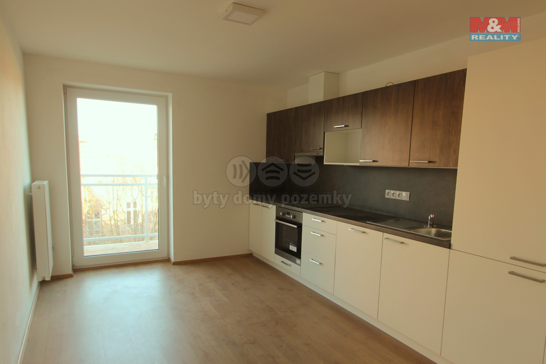 Pronájem, byt 3+kk+B, 59 m2, Plzeň, ul. Karlova