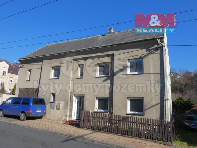 Prodej, rodinný dům, 2359 m2, Ústí nad Labem, ul. Sibiřská