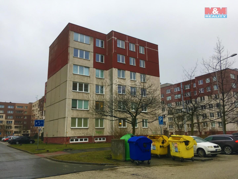 Pronájem, byt 3+1, Ostrava, ul. Jana Maluchy