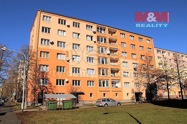 Prodej, byt 2+1, 54 m2, Chodov, ul. 1. máje