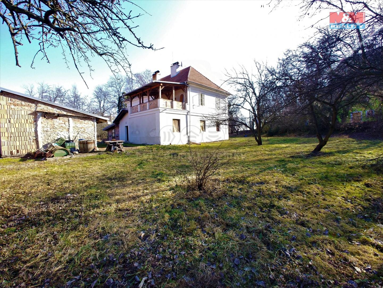 Prodej, rodinný dům, 1500 m2, Jaroslavice, ul. Mlýnská