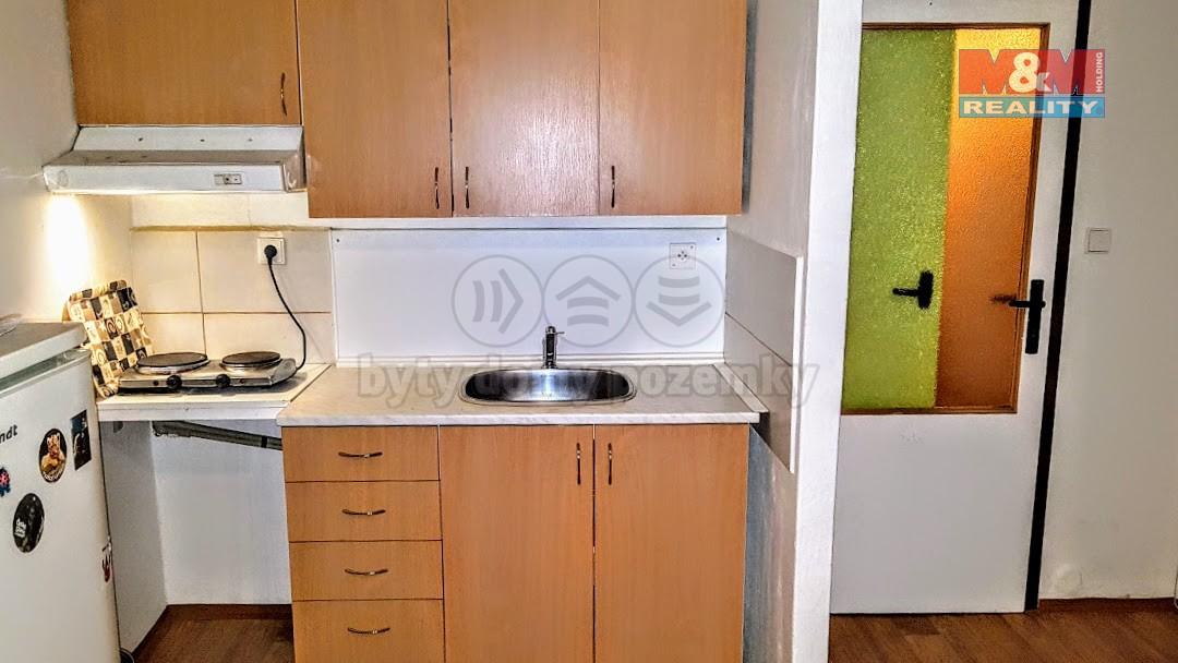 Prodej, byt 1+kk, 31 m2, Ostrava, ul. Výškovická