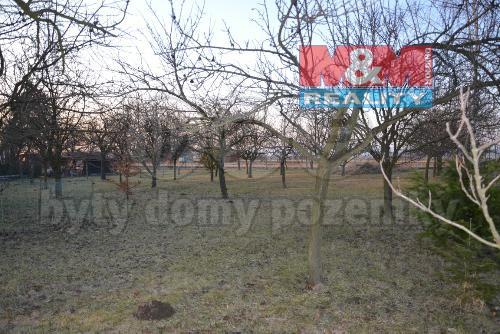 Prodej, zahrada, 1319 m2, Skržice