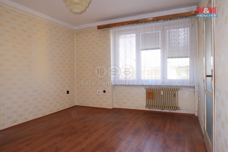 Prodej, byt 2+1, 54 m2, OV, Žatec, ul. Podměstí