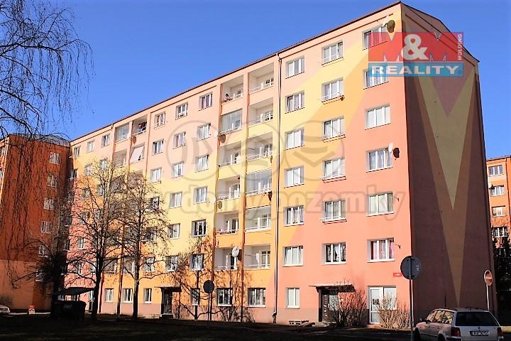 Prodej, byt 3+1, 72 m2, Chodov, ul. 1. máje