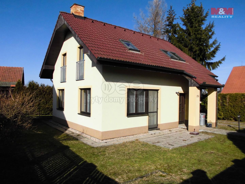 Prodej, rodinný dům 5+kk, Košetice u Pelhřimova