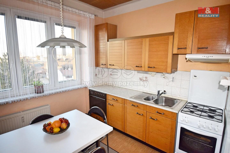 Prodej, byt 2+1, Hradec Králové, ul. Haškova