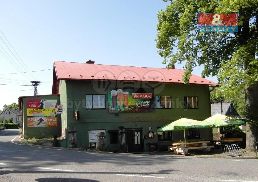 (Prodej, restaurace, 597 m2, Česká Čermná), foto 1/26