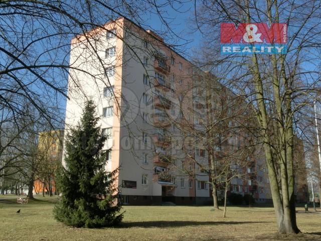 Prodej, byt 3+1, 62 m2, Ostrava - Poruba, ul. Josefa Skupy