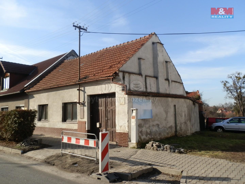 Prodej, rodinný dům 2+1, 70 m2, Koryčany