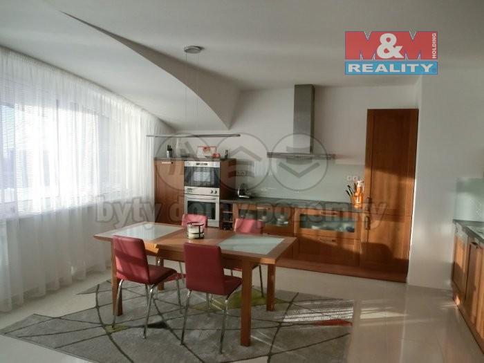 Pronájem, byt 4+kk, 166 m2, Pardubice - centrum
