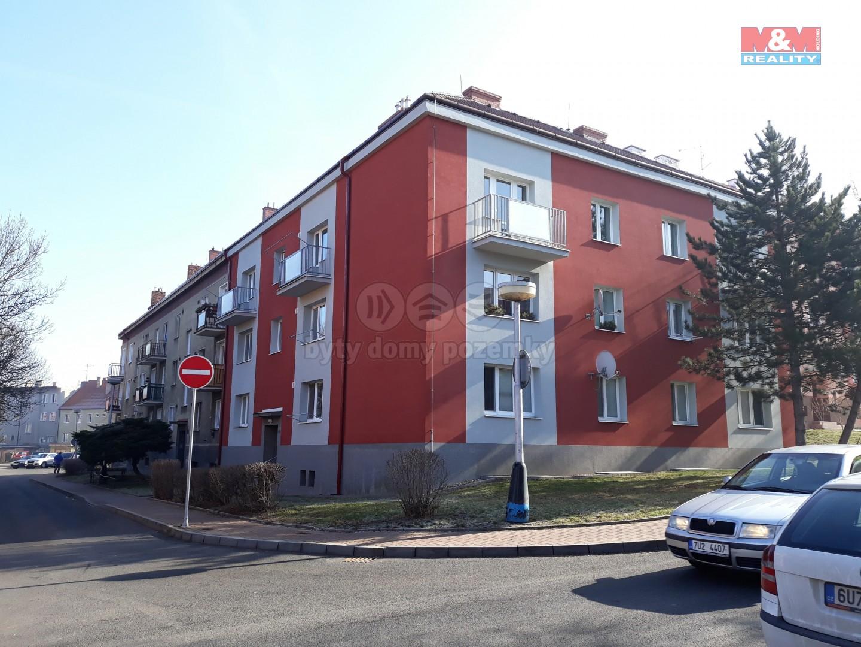Prodej, byt 2+1, 62 m2, OV, Žatec, ul. Hálkova