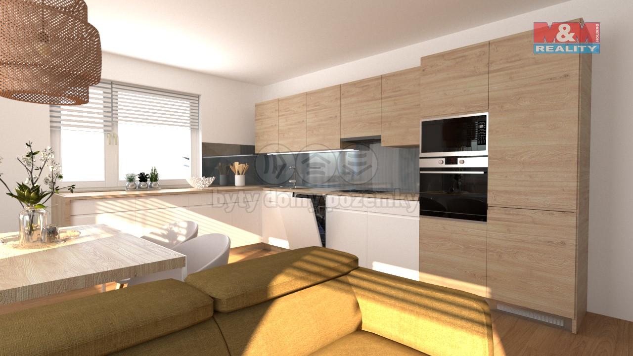 Prodej, rodinný dům, 241 m2, Brno, ul. Dolnice