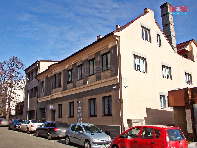 Pronájem, kancelářské prostory, Ostrava, ul. Chittussiho