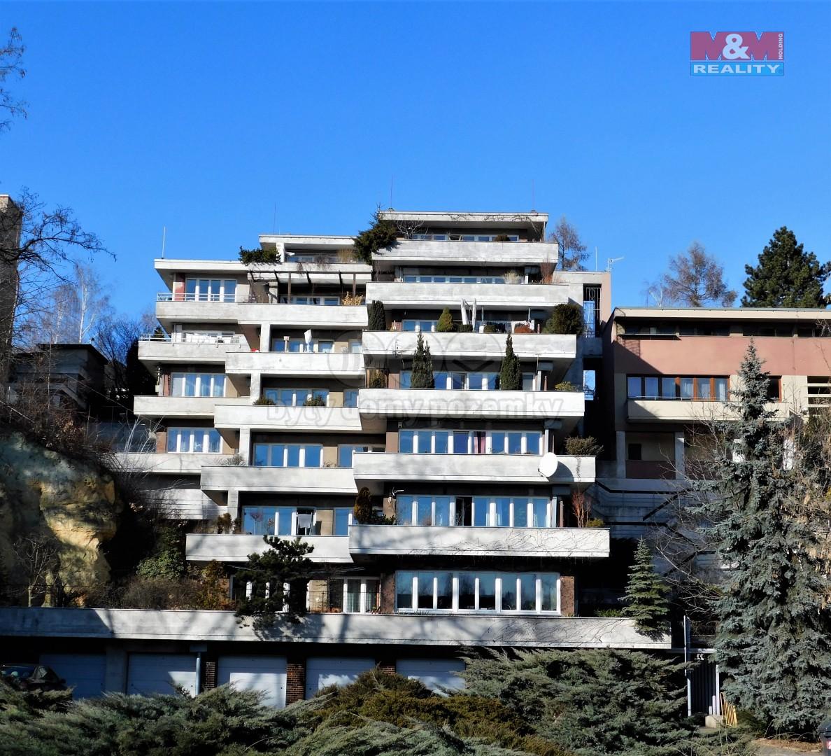 Pronájem, byt 6+kk/2xT, 120 m2, Praha, ul. Talichova