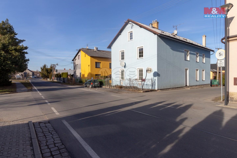 Prodej, byt 4+1, OV, 124 m2, ul. Partyzánská, Javorník