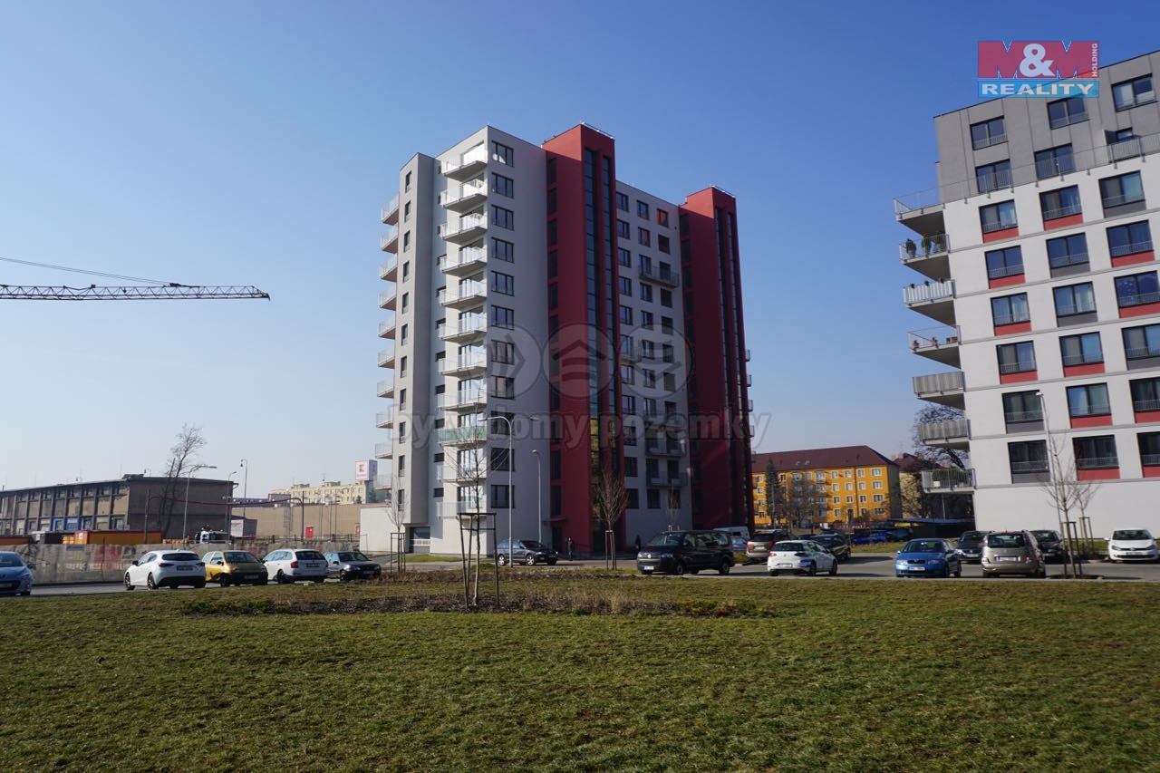 Prodej, byt 2+kk, 79 m2, Pardubice - Pod Vinicí
