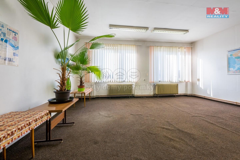 Pronájem, kancelářské prostory, 33 m2, ul. Zikmunda Wintra