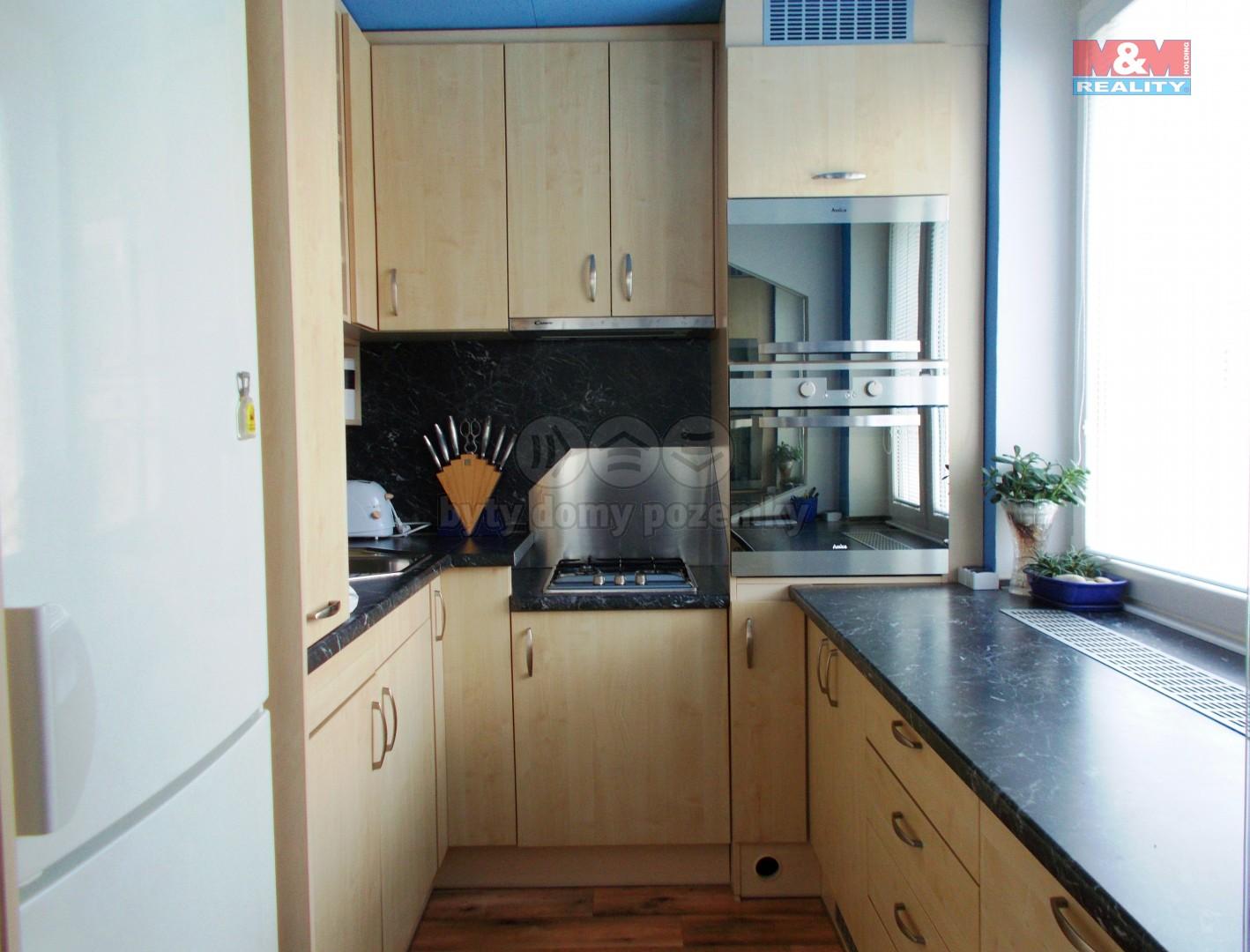 Prodej, byt 3+1, 73 m2, Brno - Žabovřesky