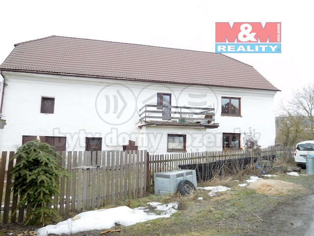 Prodej, rodinný dům, 2891 m2, Maleč, Hranice u Malče