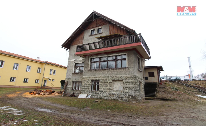 Prodej, rodinný dům, Cvikov