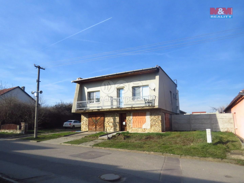 Prodej, rodinný dům 5+1, 1237 m2, Šanov, ul. Dlouhá