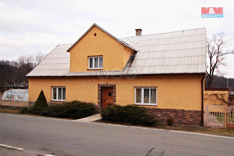 (Prodej, rodinný dům, 165 m2, Mikulovice, okr. Jeseník), foto 1/14
