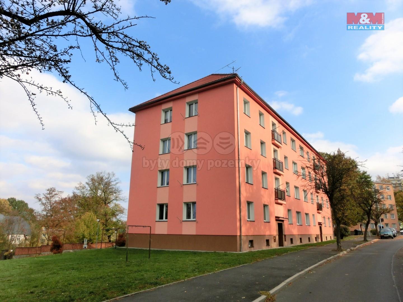 (Prodej, byt 2+1, 53 m2, Sokolov, ul. Heyrovského), foto 1/13