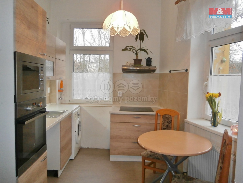 Prodej, byt 2+1, 46 m2, Karlovy Vary - Drahovice, ul. Prašná