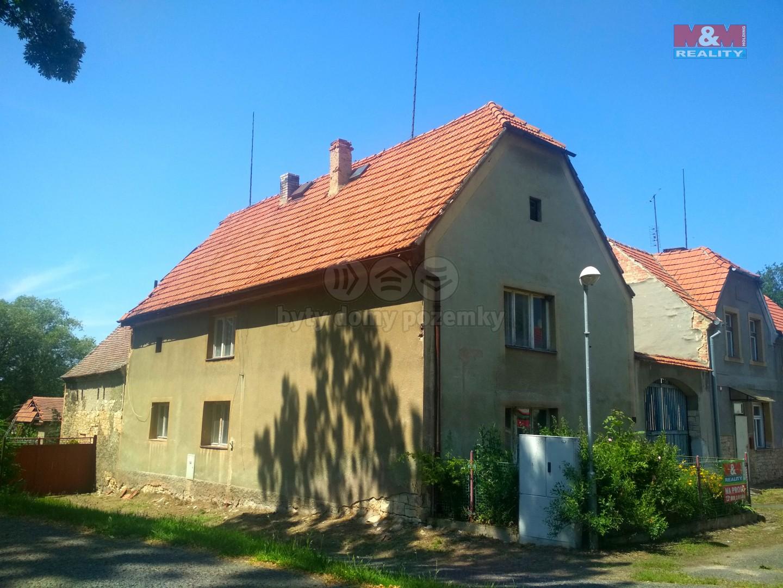 Dům (Prodej, zemědělský objekt, 873 m2, Zbrašín), foto 1/21