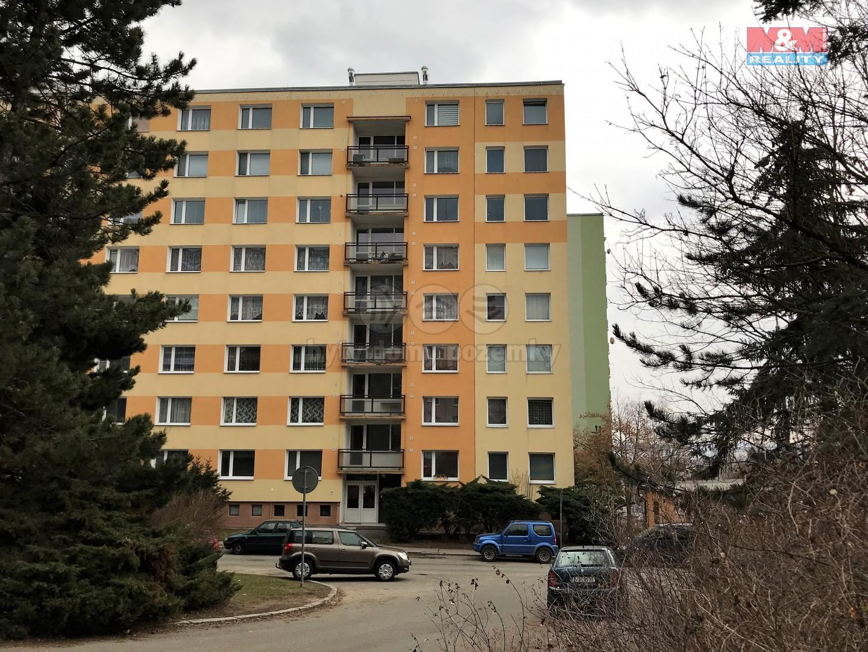 Pronájem, byt 3+1, 68 m2, Plzeň, ul. Nýřanská