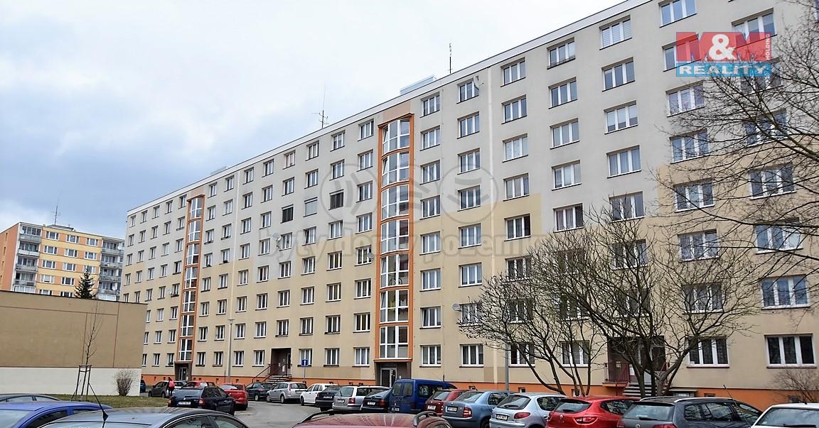 (Prodej, byt 3+1, Plzeň, 69 m2, ul. Vojanova), foto 1/21