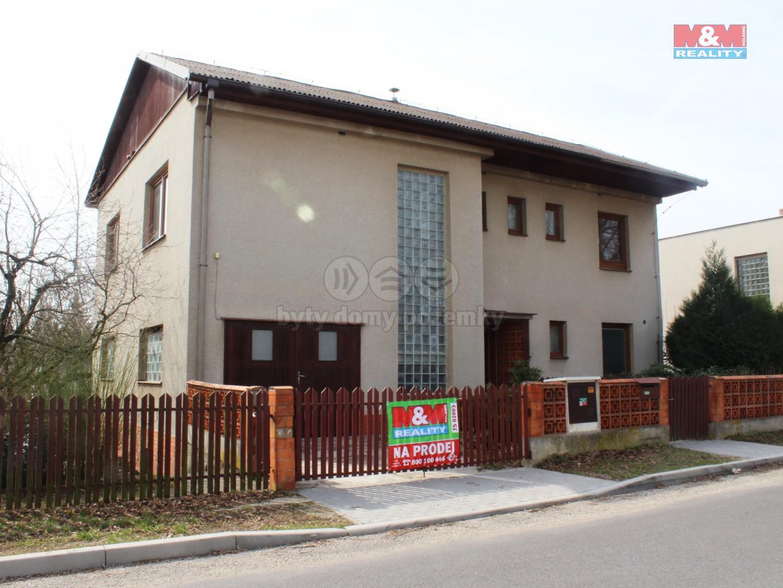 (Prodej, rodinný dům, Milevsko, ul. Sibiřská), foto 1/40