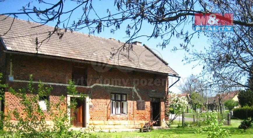 Prodej, rodinný dům 72 m2, Choteč u Lázní Bělohrad (Prodej, rodinný dům 72 m2, Choteč u Lázní Bělohrad), foto 1/9