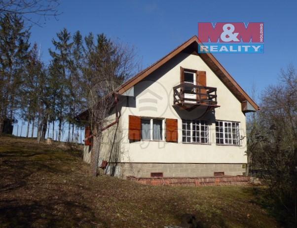 Prodej zděné chaty 63 m2, Liteň okres Beroun. (Prodej, chata 63 m2, Liteň, okres Beroun), foto 1/12