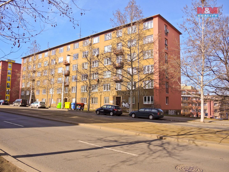 (Prodej, byt 2+kk, 72 m2, OV, Praha 3, ul. Koněvova), foto 1/11