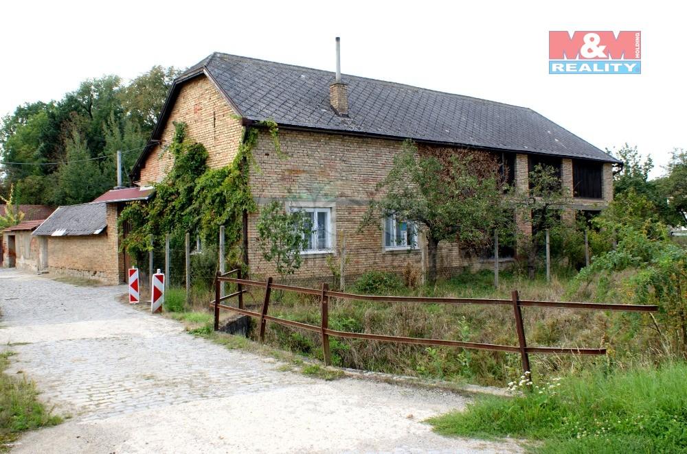 Prodej, rodinný dům, 2+kk, Brankovice