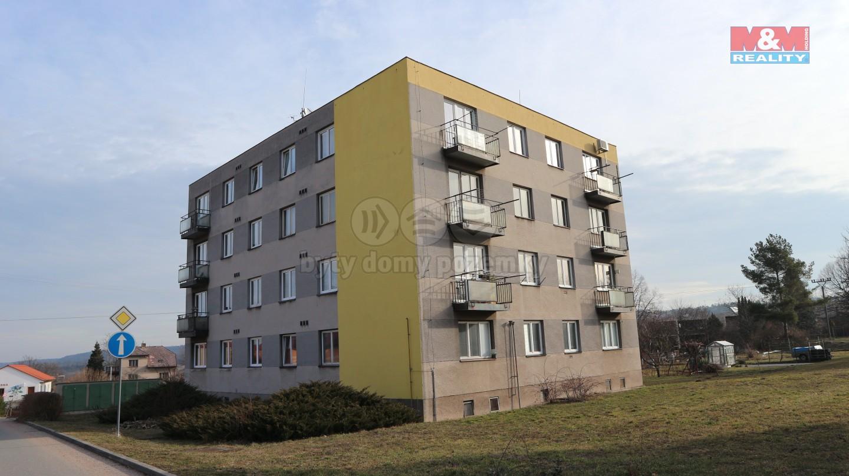 Prodej, byt 1+1, Luže, ul. Družstevní
