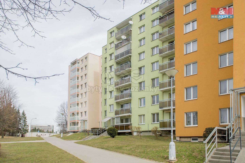 Prodej, byt 2+kk, Brno - Bohunice, ul. Pod nemocnicí
