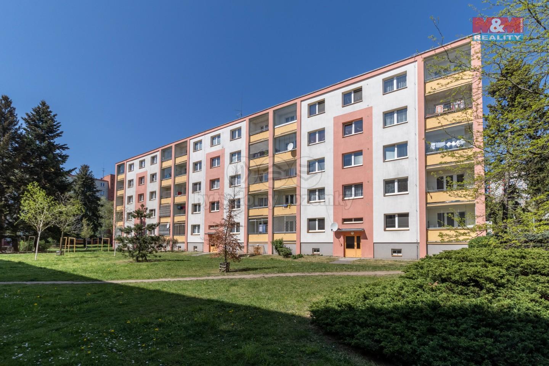 Prodej, byt 3+1 + lodžie, 73 m2, Praha 10, Strašnice