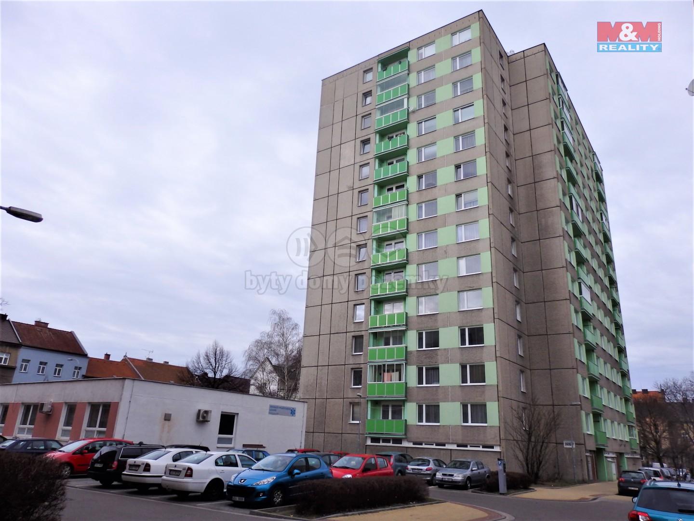 Pronájem, byt 1+1, Pardubice, ul. Arnošta z Pardubic