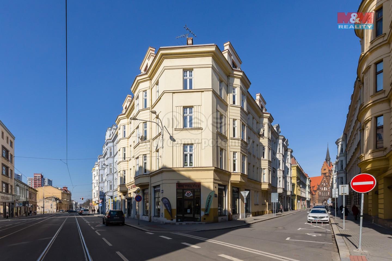 Prodej, byt 3+1, Ostrava, ul. Nádražní