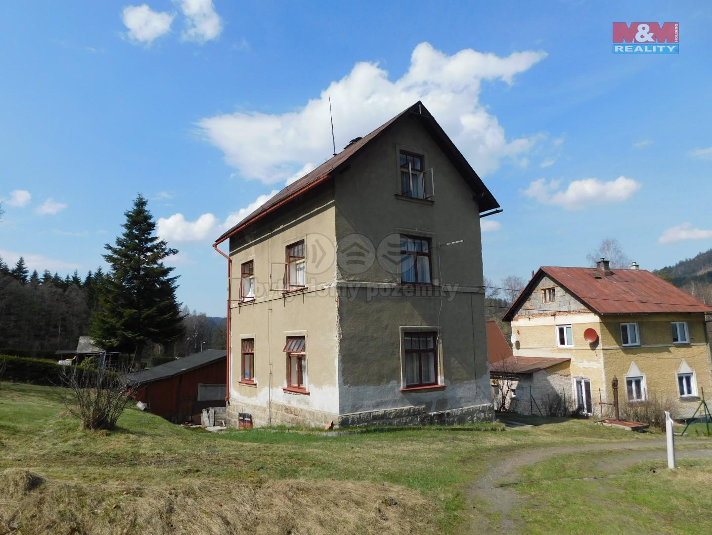 Prodej, rodinný dům, Smržovka, ul. Okružní
